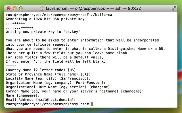 Будуємо VPN на Raspberry Pi  Частина перша: як і для чого