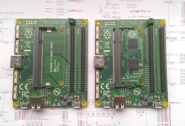 Compute Module-Pi-3