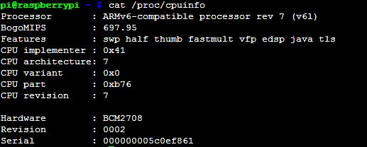 Raspberry Pi - command lines-3