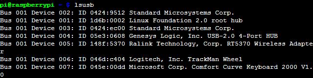 Raspberry Pi - command lines-5