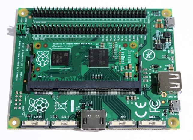 Compute Module-PI-IO