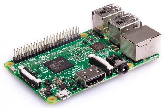 Проект Raspberry Pi -1