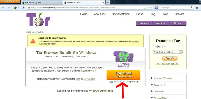 Tor Browser -4