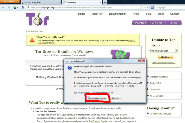 Tor Browser -5