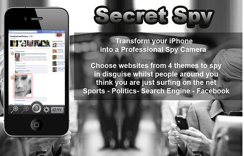 Secret Spy Camera Pro