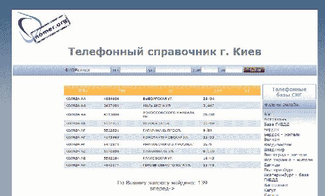 09 телефонный справочник запорожья: